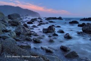 Jedediah Smith Redwoods State Park / False Klamath Cove